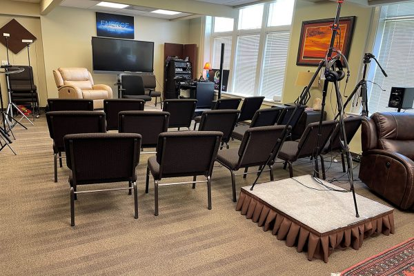 Neurocise Studios Training area
